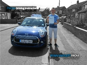 Ryan passes with no faults